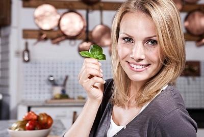 Продукты питания, полезные для волос