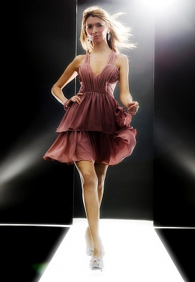 Мода 2012 подиум