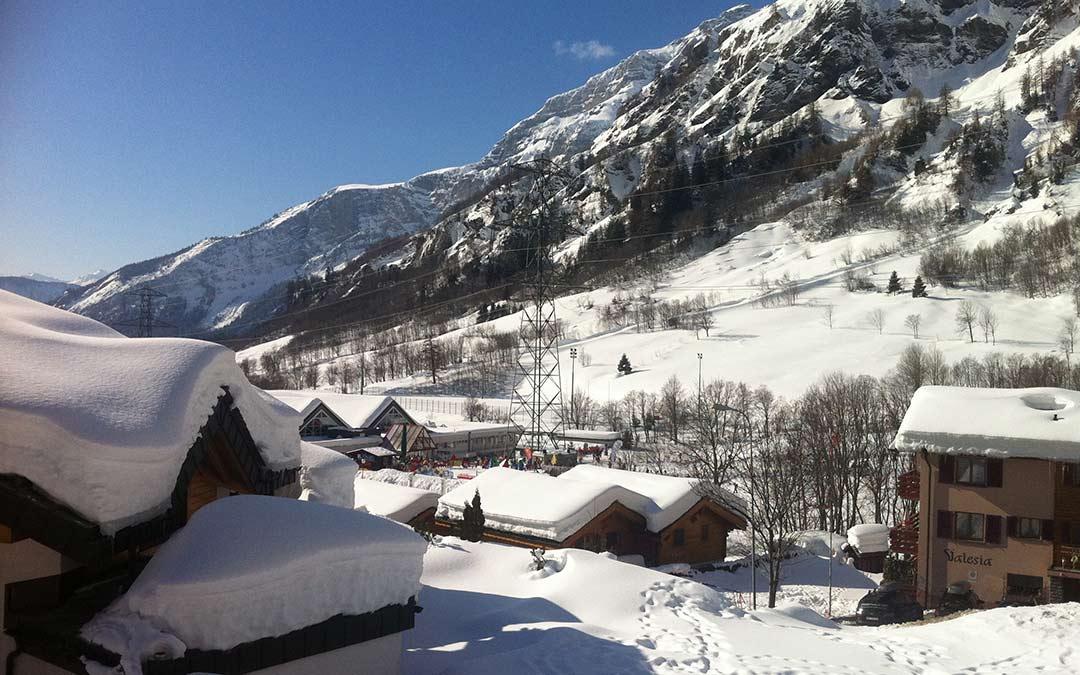 Leukerbad, Швейцария