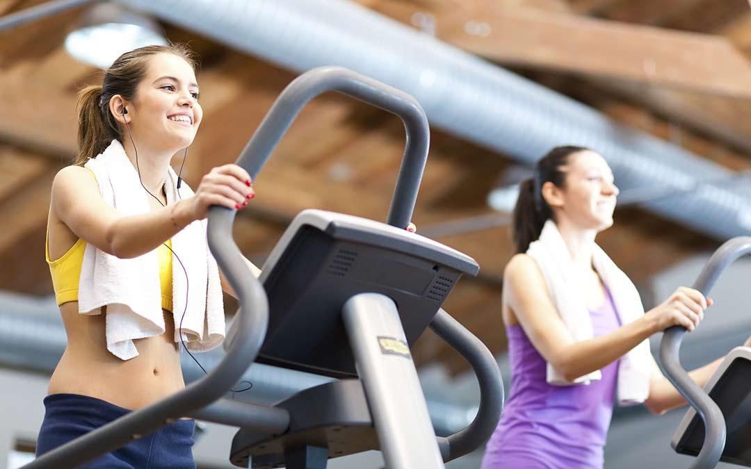 Тестирование в фитнес клубе