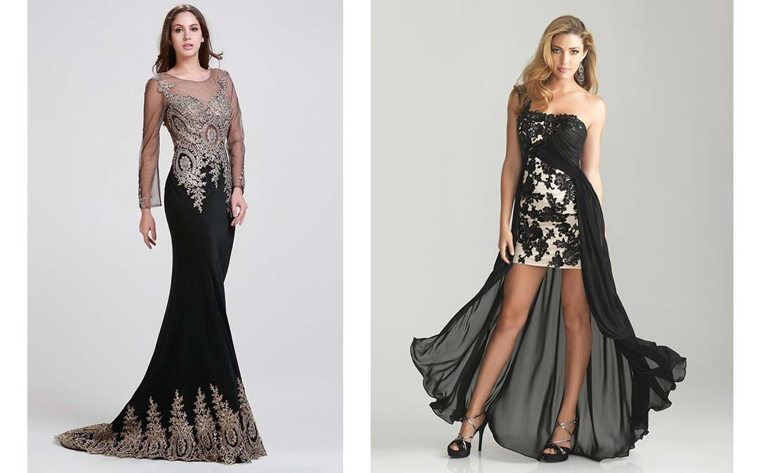 Как выбрать летнее вечернее платье
