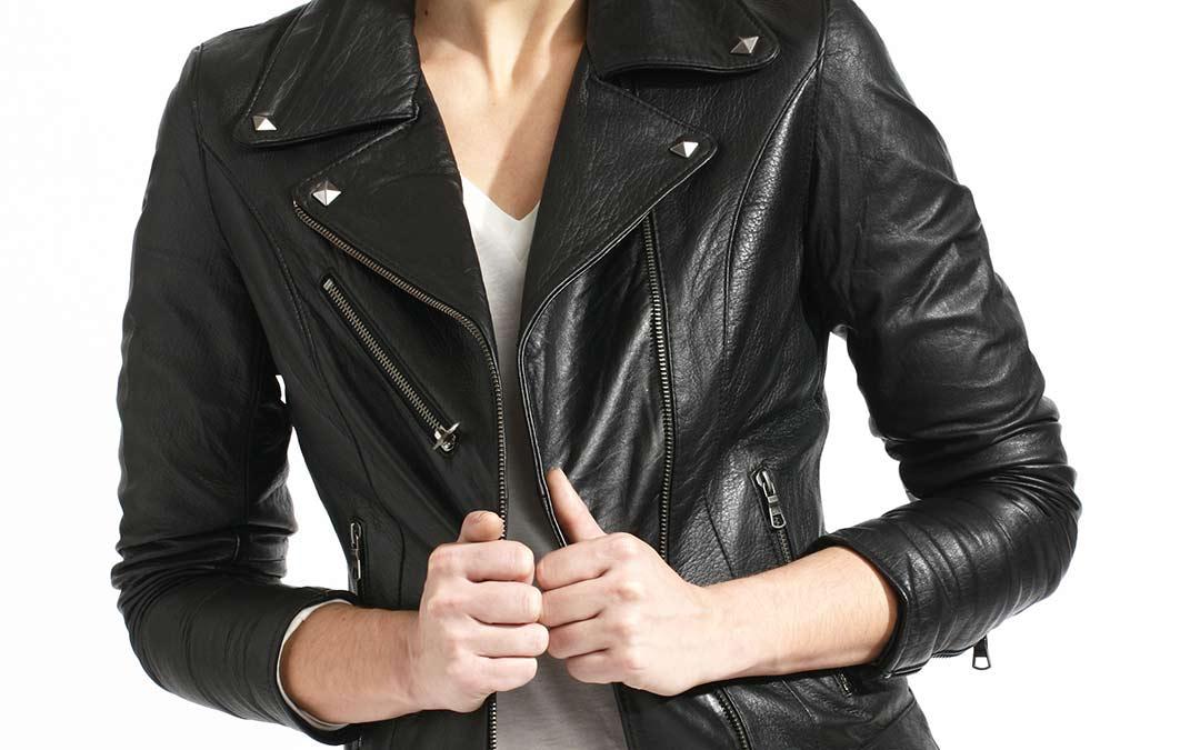 Выбираем кожаную куртку правильно