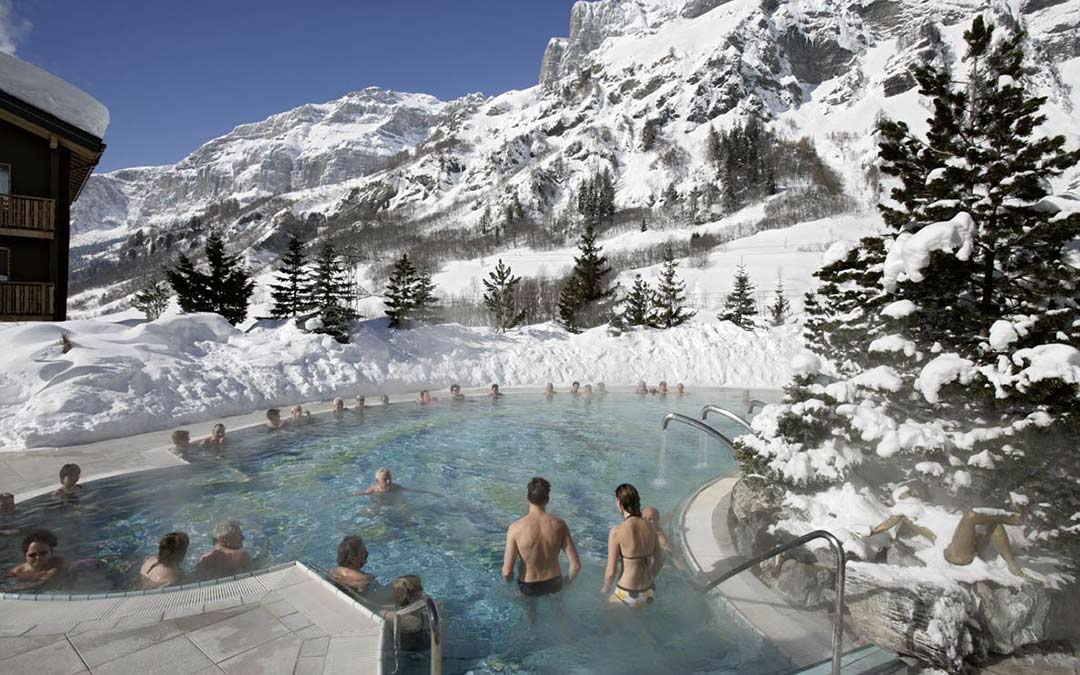 Новогодний отдых – горнолыжные курорты