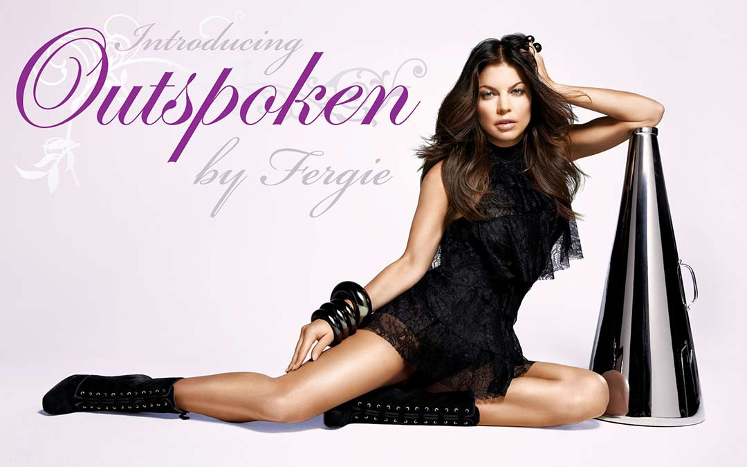 Outspoken by Fergie