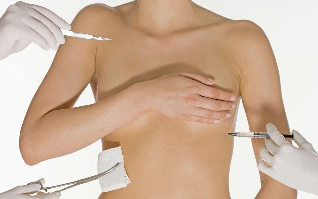 Пластика груди: основные виды операций