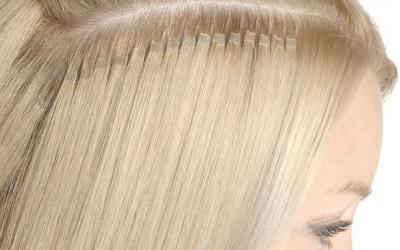 Процедура наращивания волос: основные особенности