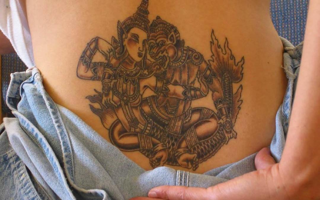 Боль и красота: что стоит знать перед нанесением тату