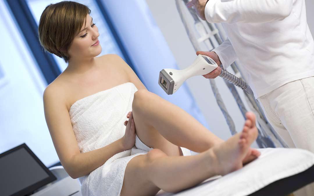 Применение лазерных технологий в современной косметологии